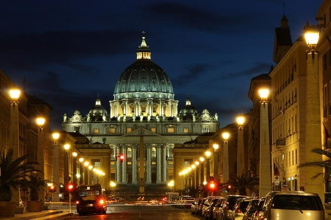 Vatican By Night tour -Best of Vatican tour