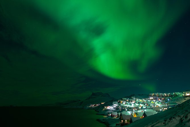 Chasing Northern Lights in Nuuk photo 1