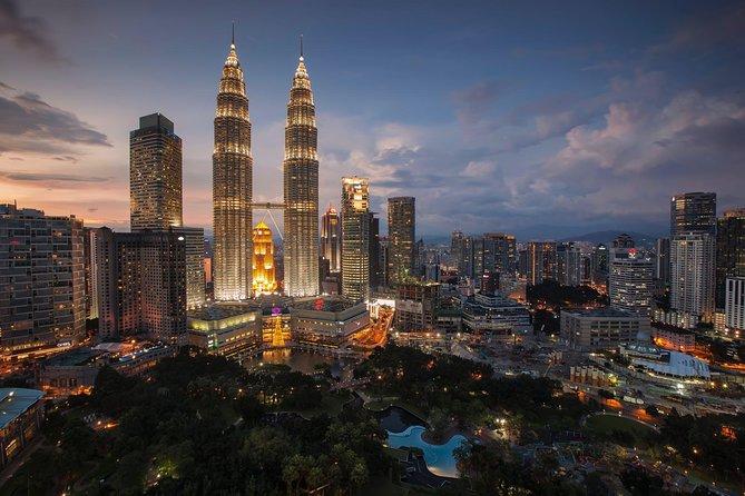 Evening Layover in Kuala Lumpur