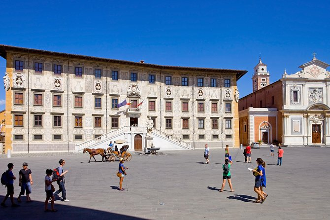 La Spezia Shore Excursion : Private Tour Pisa and Lucca