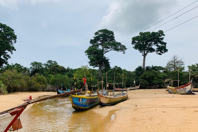 3-day Tour Western Region Of Ghana From Accra