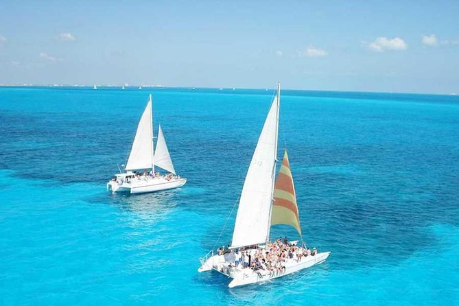 Isla Mujeres Catamaran Luxury Sailing Experience
