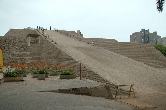Footprints of the past, Huallacmarca Pyramid & Larco Museum! The Gold Tour