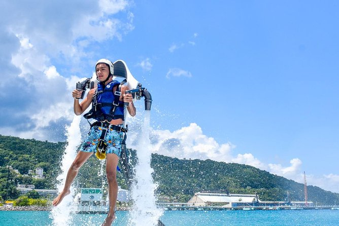 Jetpack in Cancun, the top adrenaline activity in Mexico an adventure lifetime photo 3