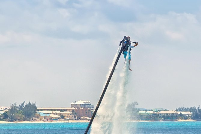 Jetpack in Cancun, the top adrenaline activity in Mexico an adventure lifetime photo 4