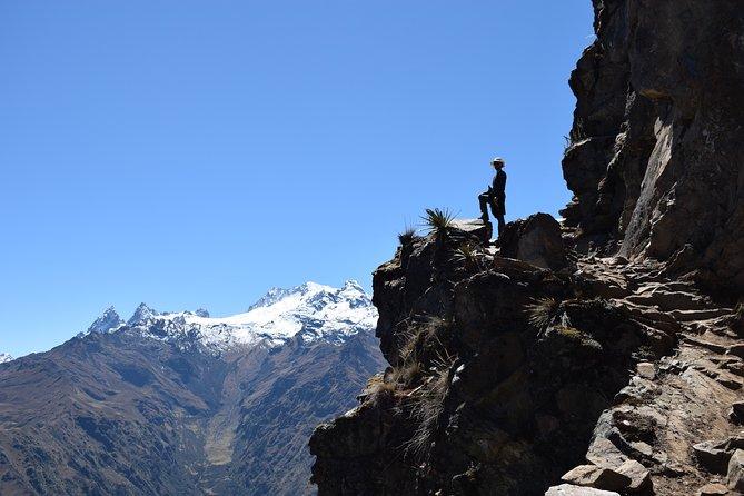 Choquequirao to Machu Picchu
