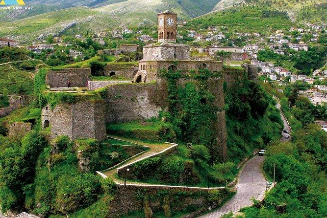 Gjirokastra- The Stone City & Blue Eye- The monument of Nature.