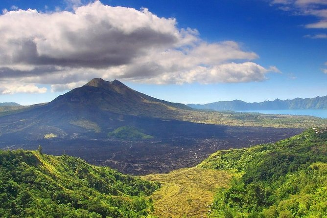Private Ubud and Volcano Day Trip