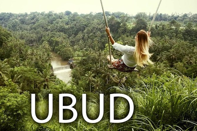 Ubud Jungle Swing Tour