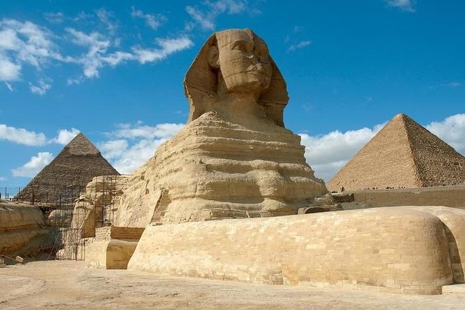 Day Tour to Giza Pyramids.sphinx , Egyptian Museum, Khan El khalili From Cairo