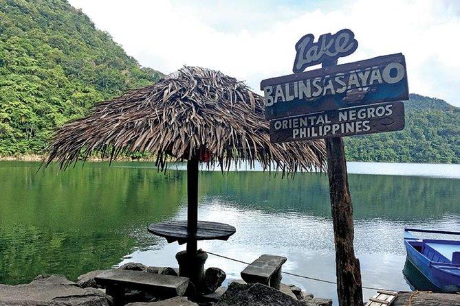 Dumaguete Manjuyod Sandbar & Balinsasayao Twin Lakes Tour