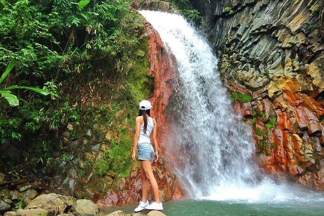 Pulangbato Falls Tour & Hot Spring From Dumaguete