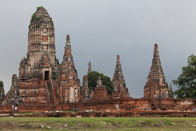 Discover Ayutthaya by Train