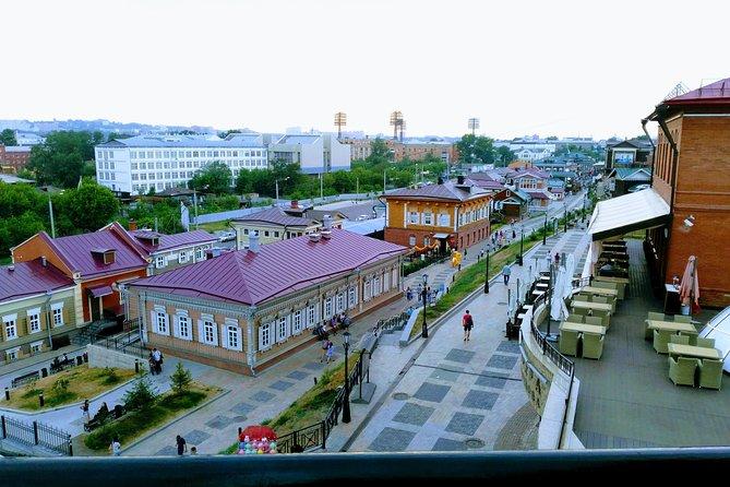 Irkutsk story