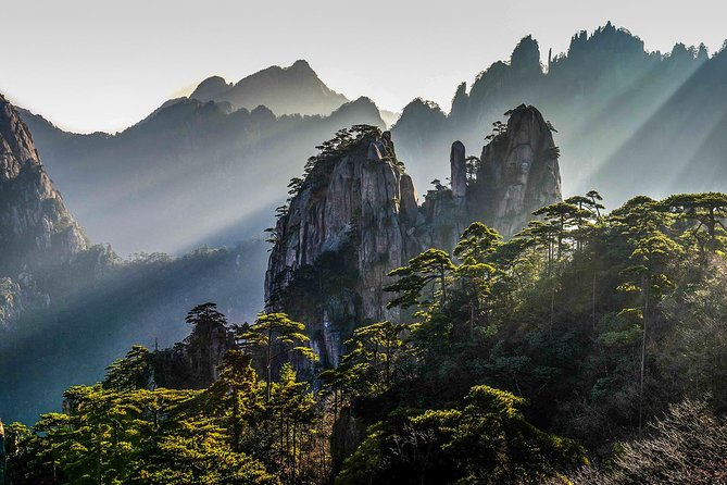 Amazing Huangshan-----SIC One Day Tour