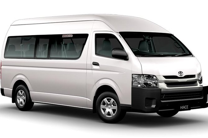 Chauffeur Driven Standard Large Van