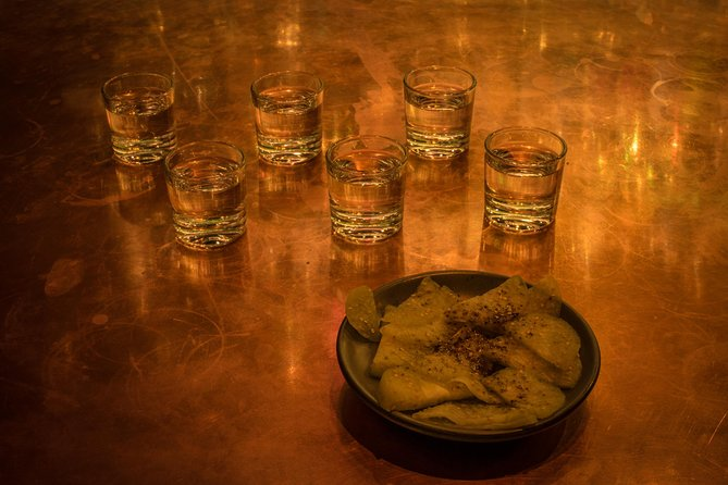 Mexican spirits tasting: Mezcal & Tequila photo 8