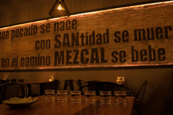 Mexican spirits tasting: Mezcal & Tequila photo 1