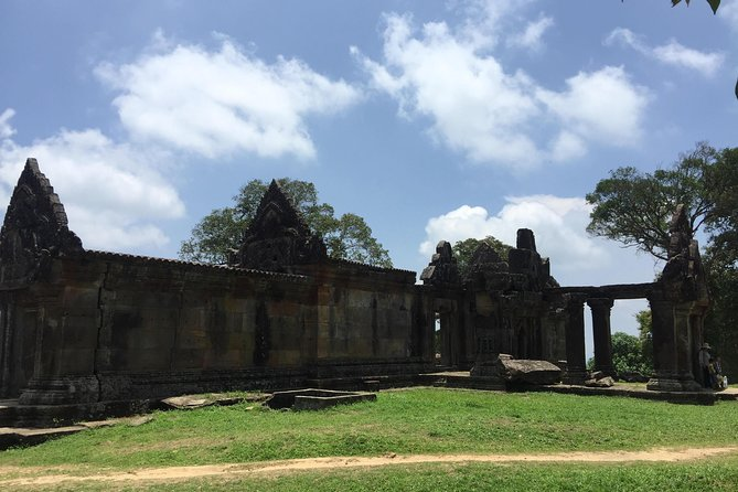 Ancient Hindu Temples Of Preah Vihear