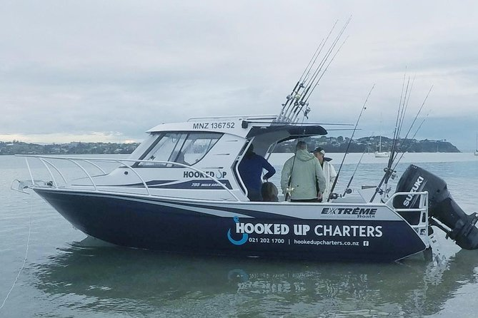 Fishing and Sightseeing Boat Charter photo 7