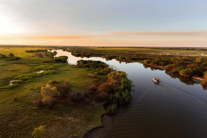 1 Day Corroboree Billabong Wetland Experience including 2.5 hour cruise + lunch