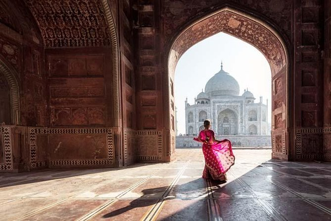 Private Same Day Tour Of Taj Mahal And Agra Fort By Super Fast Train