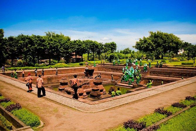 Surabaya Tour to Ancient Temples of the Majapahit Kingdom