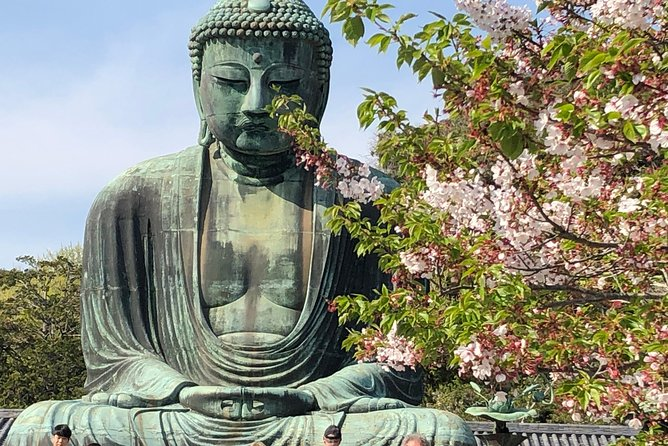 Historic Kamakura: Temples, Shrines and Street Food Private Walking Tour