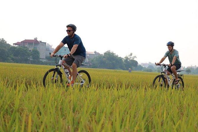 Hanoi Outskirts Half-Day Biking Tour