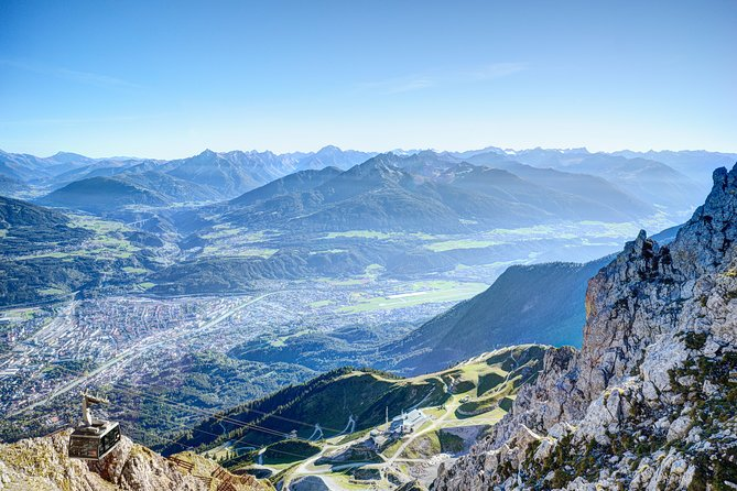 Skip the Line: Cable Car Round-Trip to the Top of Innsbruck Ticket