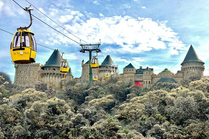 Private Golden Bridge & Ba Na Hills Full Day Trip From Hoi An City photo 2
