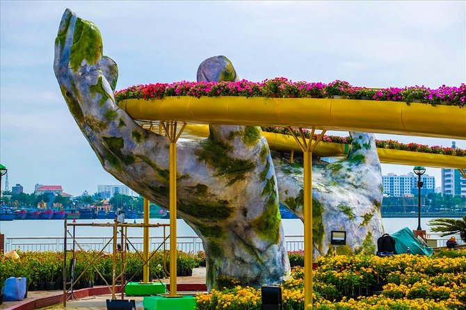 Private Golden Bridge & Ba Na Hills Full Day Trip From Danang City photo 39