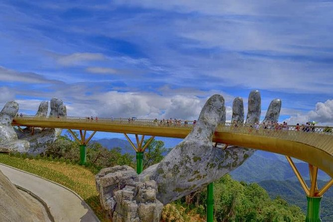 Private Golden Bridge & Ba Na Hills Full Day Trip From Hoi An City photo 32