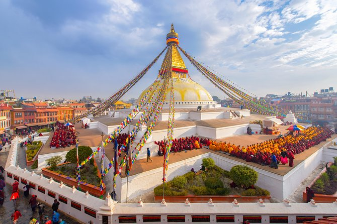 Cultural highlights round trip Nepal in 10 days