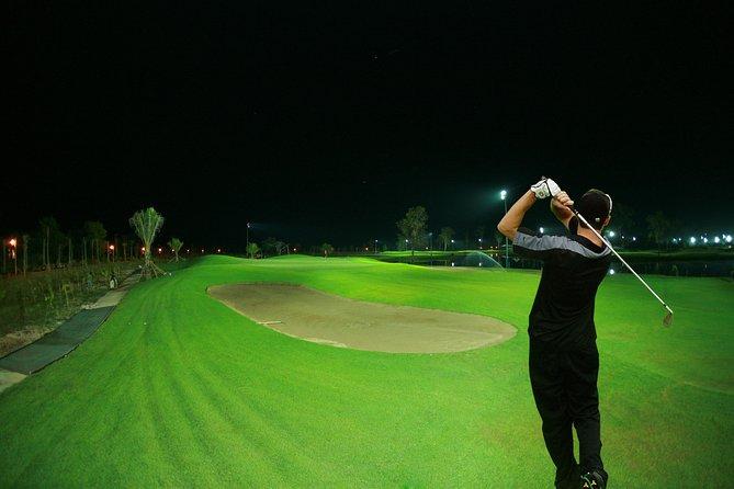 Vientiane Dansavanh Golf Club for 18 holes