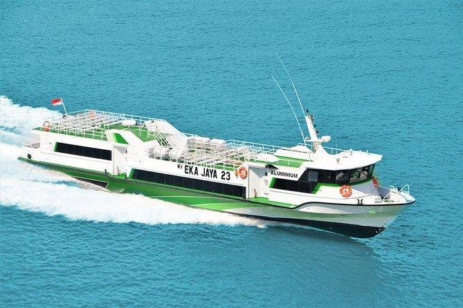 Eka Jaya Boat Transfer from Padang Bai to Lombok
