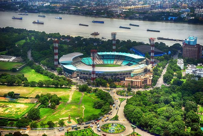 Audio Guided Tour of Maidan – Calcutta Sports Walk