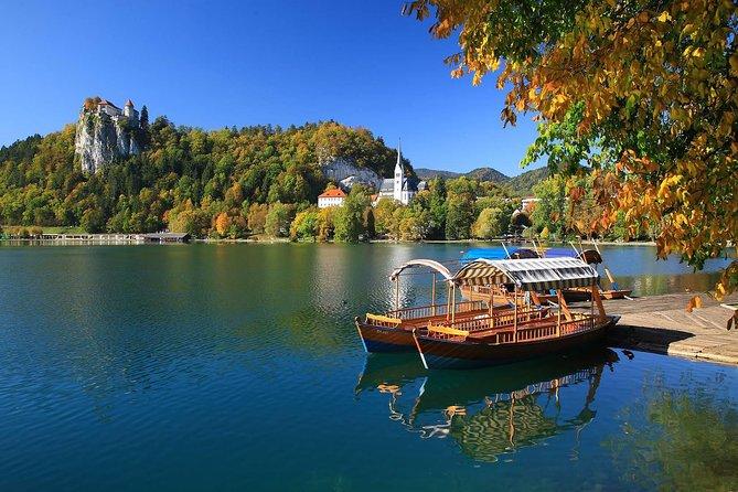 Alpine lakes Bled and Bohinj full day from Ljubljana from Ljubljana