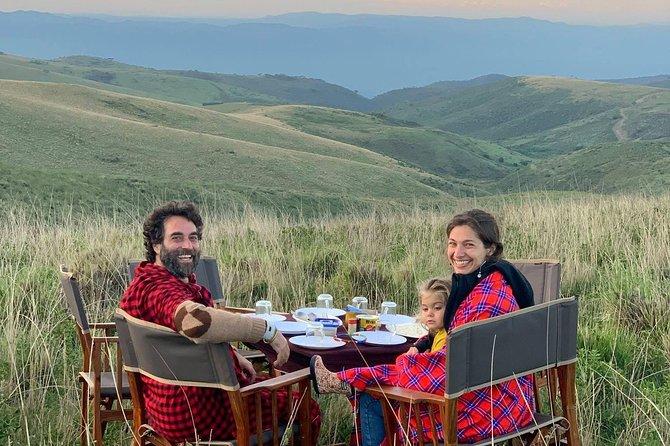 Maasai weddings & romantic bush getaway
