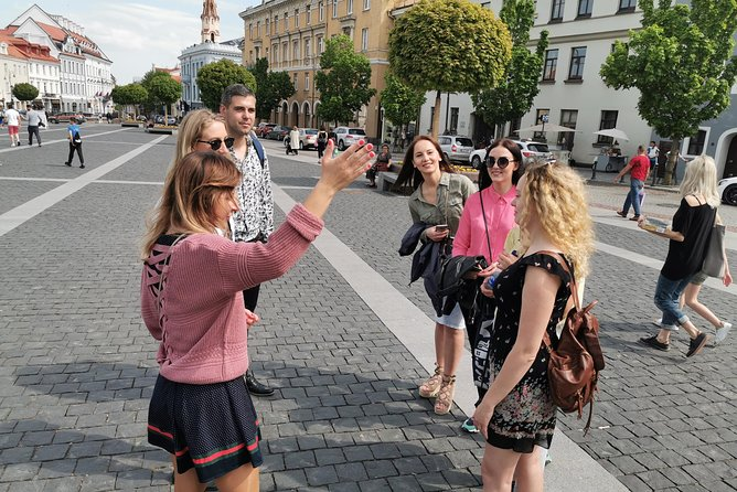 The Majestic and Royal Vilnius Walking Tour