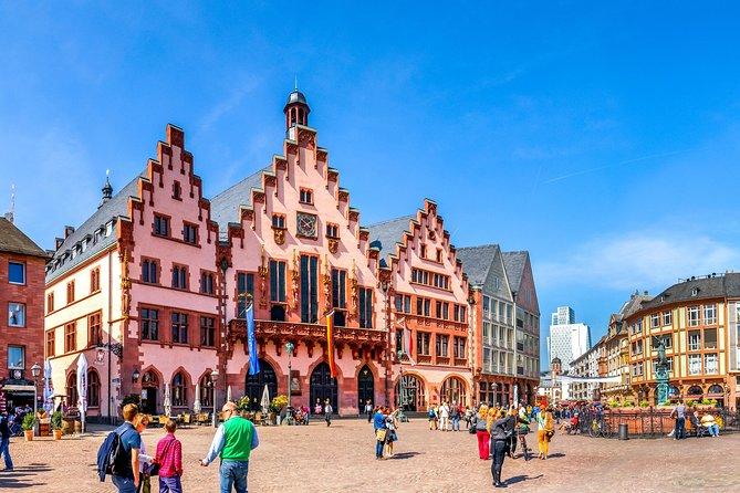Strasbourg, France - Frankfurt, Germany
