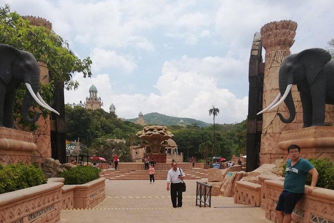 Private 2days magical Safari with Sun City Full Day Private