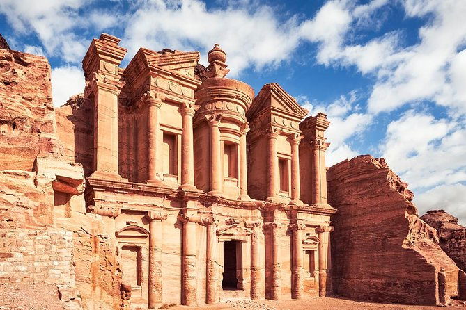 Private Transfer From Amman City To Petra