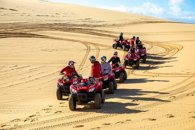 2 Hours Quad bike on Essaouira Beaches