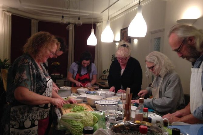 Traditional Dim Sum Cooking Class in London