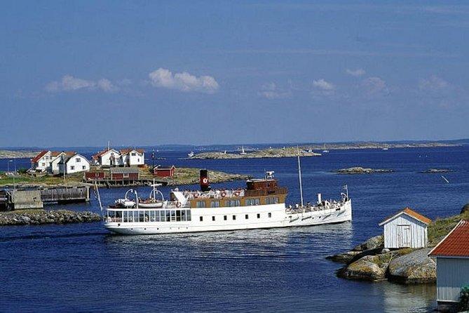 Archipelago Tour with guide Gothenburg