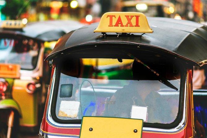 Bangkok Tuk Tuk City Safari with Guide
