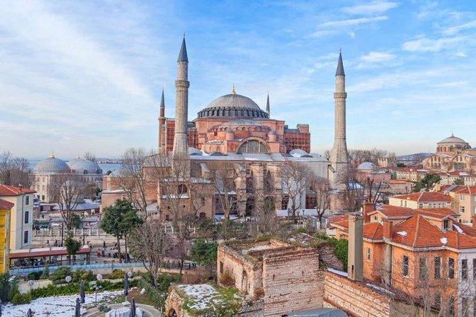 8 Days Turkey Tour including Istanbul, Ephesus, Pamukkale, Konya and Cappadocia