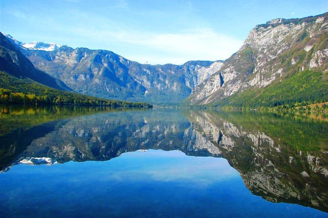 Visitng Lake Bled, Lake Bohinj and Waterfall Savica photo 1