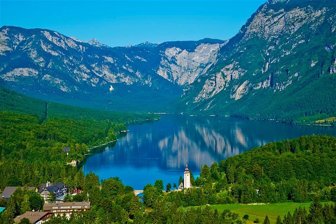 Visitng Lake Bled, Lake Bohinj and Waterfall Savica photo 2